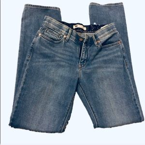 Levi's Jeans - Levi   Perfect Waist 525 Straight leg jeans